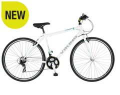 Portobello Men's 700c Hybrid Bike