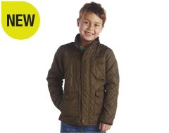 Boy's Bruiser Jacket