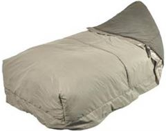 Comfort Zone Peach Skin Sleeping Bag Cover.