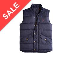 Harkley Men's Gilet