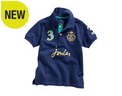 Jnr Harry Boy's Jersey Polo