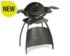 Q1200 Portable Gas Barbecue (With Stand)