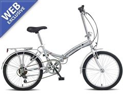 Easy Street Folding Bicycle