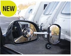 Suck It & See Deluxe Towing Mirror (Convex)