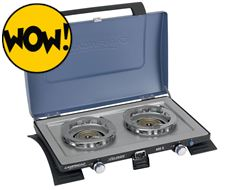 Xcelerate™ 400S Double Burner Stove