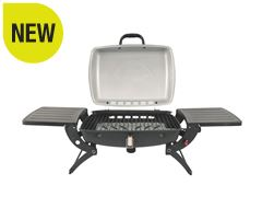 Roast Gas BBQ With Side Table