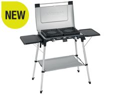 Xcelerate™ 600SG Double Burner Stove and Grill