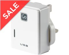 Twin USB Charger (UK)