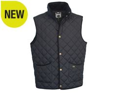 Tiverton Men's Classic Quilted Gilet