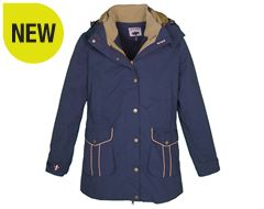Trinity Ladies' 3 in 1 Coat
