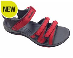 Strappy II Ladies Walking Sandals