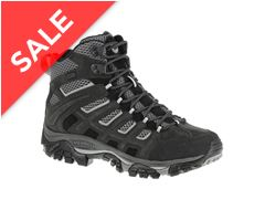 Moab Peak Mid Ventilator Walking Boots