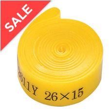 "Polyurethane 26"" Wheel Rim Tape Pair"