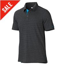 Wallace Polo Short Sleeved Tee