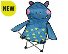 Kid's Hippo Chair