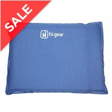 Self Inflating Pillow