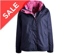 'Just Joules' Women's 3-in-1 Jacket