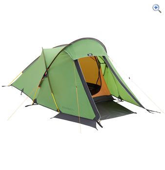 North Ridge Sphinx Lite Backpacking Tent - Colour: MOSS-GRAPHITE