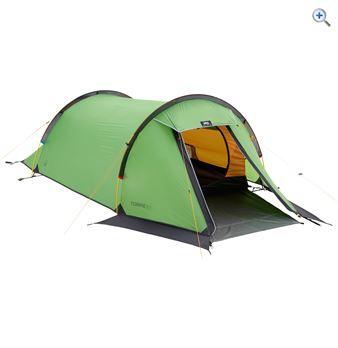 North Ridge Torré Lite Backpacking Tent - Colour: MOSS-GRAPHITE