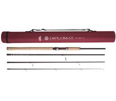 Diplomat Spinning Rod (9ft, 4-piece 12-30g)