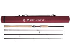 Diplomat Spinning Rod (8ft, 4-piece 10-25g)