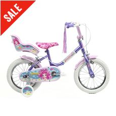 "Mermaid 14"" Kids' Bike"