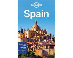 'Spain' Travel Guide Book