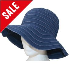 Ladies' Wide Brim Sun Hat