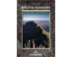 'Ridges of Snowdonia' Guidebook