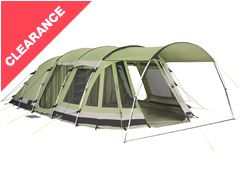 Bear Lake 6 Polycotton Family Tent