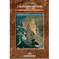 'The Pembrokeshire Coastal Path' Guidebook