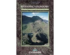 'Hillwalking in Snowdonia' Guidebook