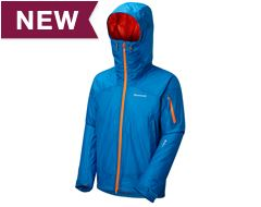 Minimus Hybrid Men's Waterproof Jacket