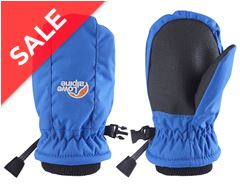 Snow Cat Children's Mitts