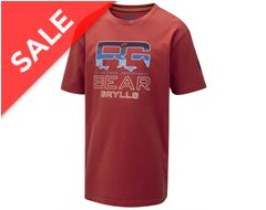 Bear Junior Parachute T-Shirt