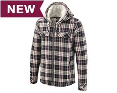 Derwent Men's Hooded Jacket