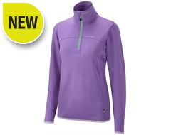 Ionic Half-Zip Women's Fleece