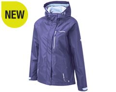Reaction Plus Women's Waterproof Jacket