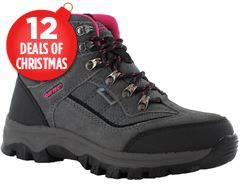 Hillside Waterproof Women's Walking Boots