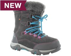 St. Moritz 200 Waterproof Junior Winter Boot