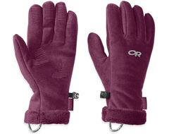 Women's Fuzzy Gloves