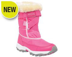 Snowcadet II Jnr Girl's Winter Boot