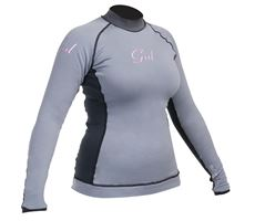 Evotherm Flatlock Women's Rash Guard