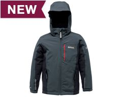 Dodger Children's Waterproof Jacket