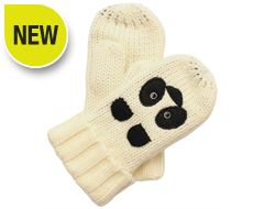 Viva Animal Kid's Mitts