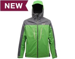 All Peaks Men's Waterproof Jacket