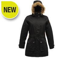 Foxtail Women's Waterproof Parka