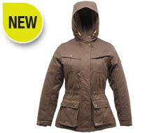 Wilma Women's Waterproof Insulated Jacket
