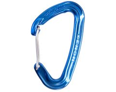 Xenon Wire Gate Anodised Carabiner