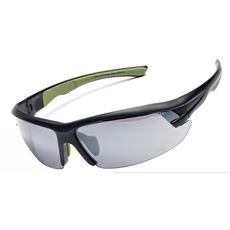 Speed Sunglasses (Black/PC Smoke)